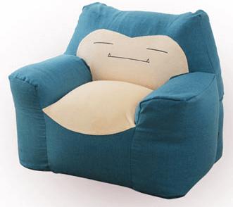 カビゴンの「人をダメにするソファ」の使い心地や口コミを紹介する。