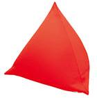 MOGU「三角フィットソファ」