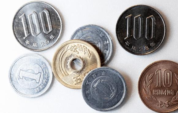 お金(硬貨)
