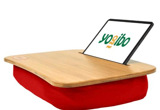 ヨギボー【トレイボー2.0】使い方や口コミを紹介!パソコン作業も楽ちん!