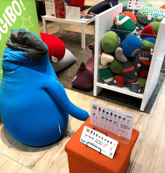 ヨギボー新宿丸井アネックス