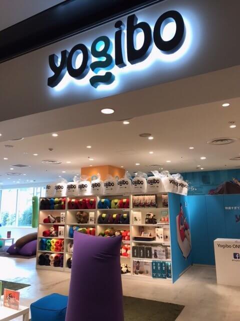 ヨギボーストアエソラ池袋店